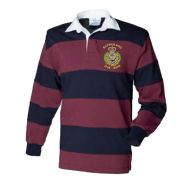 Sapper 300 / RE Badge Embroidered Rugby Shirt